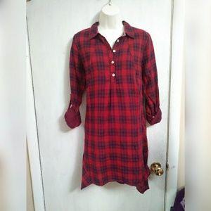 Hem & Thread flannel dress